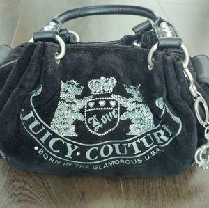 EUC Juicy Couture Small Shoulder Purse